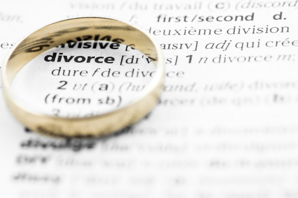 Going Through The Divorce Process